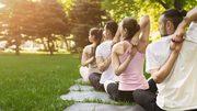 Yoga in Noida