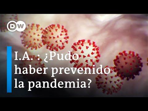 El potencial de la inteligencia Artificial para detectar una pandemia