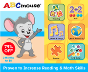 ABC Mouse Early Learning Products