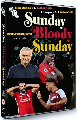 Tottenham and Villa spoil Man U and Liverpool Sunday