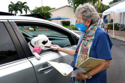 St. Joseph's Episcopal's 25th Annual Blessing of the Animals