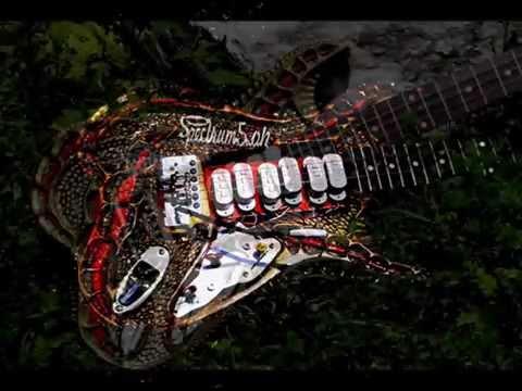 SWAMP WITCH SPECTRUM 50H GUITAR  TEISCO  TRIBUTE  4 SALE !