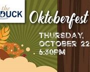 Oktoberfest at The Duck