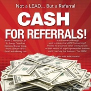 Cash for Referrals