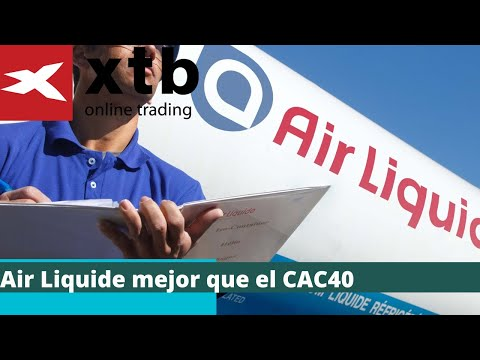 Video Análisis: Air Liquide mejor que el CAC40