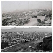 Scenic Drive - Then and Now