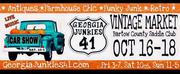 Georgia Junkies 41 Car Show and Vintage Market -Cartersville, Ga