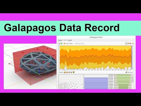 Galapagos Data Record