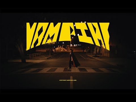 EL Dusty - Vampire (Lyric Visual) ft. I-Octane & Clips x Ahoy