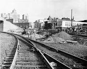 Bataan Memorial Trainway - November 11, 1950