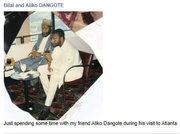 Bilal and Brother Aliko