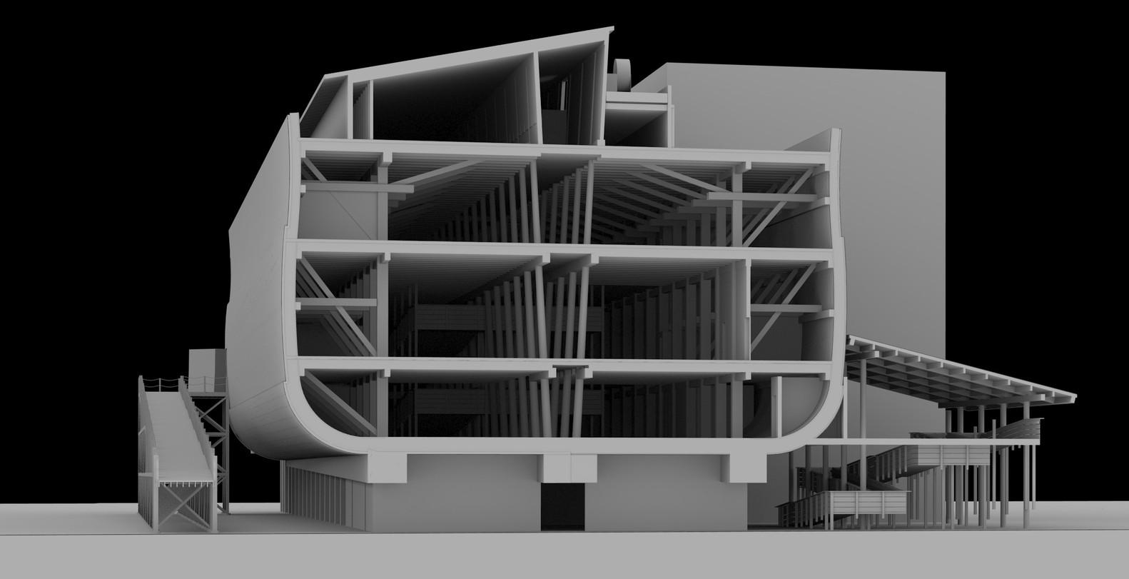 კიდობანი, მუზეუმი, გალერეა, ბლოგი, არქიტექტურა, Qwelly