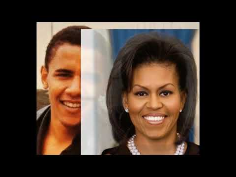 Young Obamas Photo Emerges On Social Media... Watch Big Mike Transition Into Michelle!!