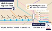 Open Access Week in Sorbonne Université