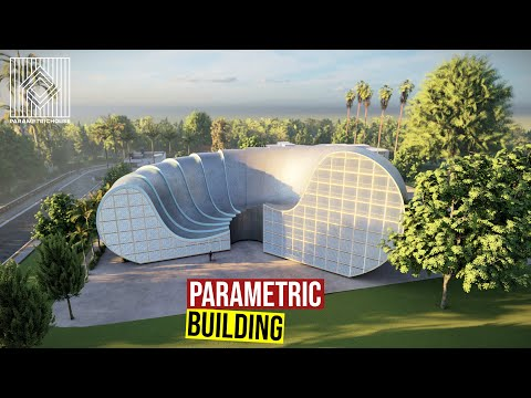 Parametric Building (Rhino Grasshopper Tutorial)