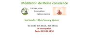 Méditation de pleine conscience à Sanary s/mer