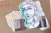 mail art one October 13 2020