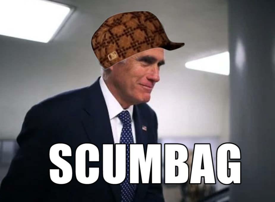 romney-scumbag