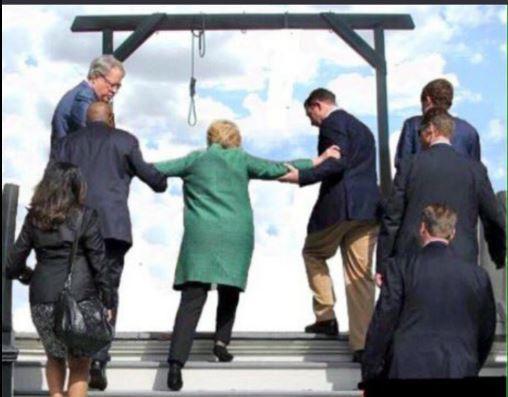 hillary-hanging