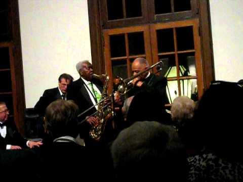 Harold Betters Quartet at Westmoreland Museum of American, Art 3 17 2011
