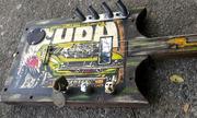 swamp witch guitars cuda 1