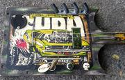 swamp witch guitars cuda 3