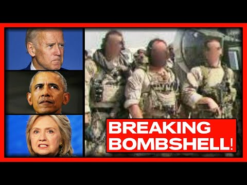 BREAKING: Whistleblower Drops HARD Evidence, Biden, Obama, Hillary EXECUTED Seal Team 6, Audio Proof