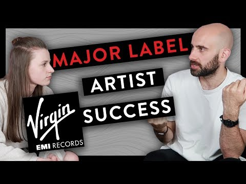 Major Label's Marketing Techniques Used To Break Artists | Chat With Virgin EMI Senior Marketer