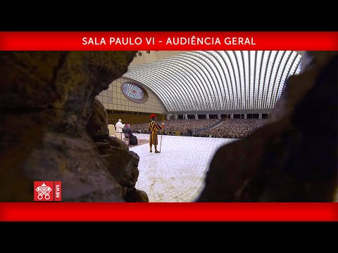 Audiência Geral 14 outubro 2020 Papa Francisco