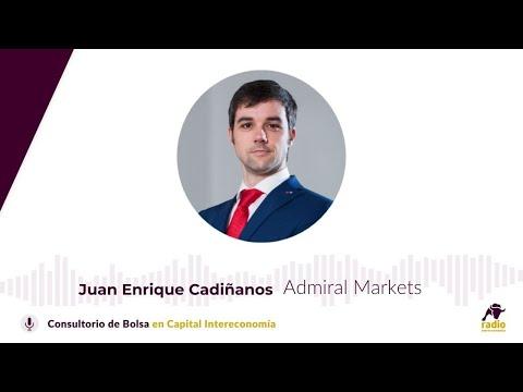 Video Análisis con Juan Enrique Cadiñanos: IBEX35, DAX, Grifols, Gamesa, Bankinter, Urbas, Enagás, Arcelor, Airbus, Mapfre, Telefónica...