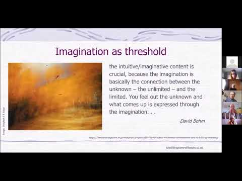 Julie Allan Thresholds Imagination
