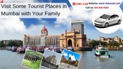 Visit Some Tourist Places in Mumbai with Your Family