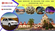 Taxi Service in Kolkata for Local and Outstation Trip