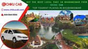 Get the Best Local Taxi in Bhubaneswar from Chiku Cab