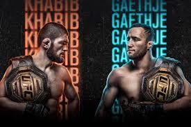 UFC 254 live Stream