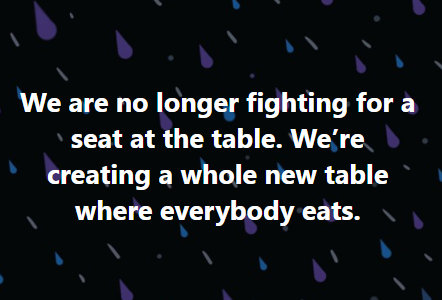 Table Manners 2020 OPOW