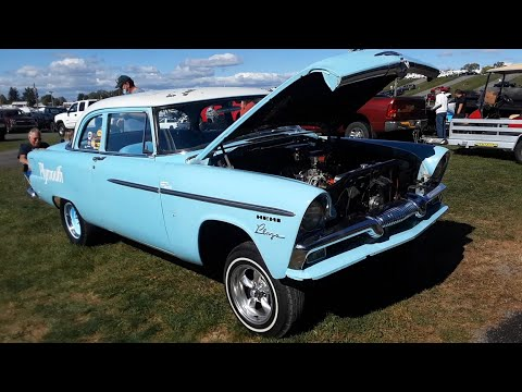 Car Shopping With Pam 2020 Fall Carlisle Car Corral 2 Mad MOPAR 40 Dodge Rod & 55 Plymouth Gasser