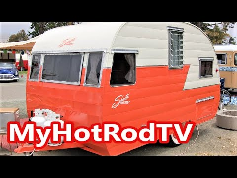 Hot Rods and Vintage Campers