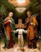 Preghiera a Gesù, Maria e Giuseppe