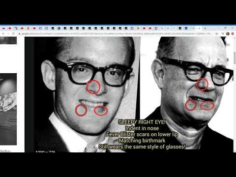 Tom Hanks' Rockefeller Dad Eaten By Cannibals... Ghana President Reads Rockefeller Evil Covid Plans!