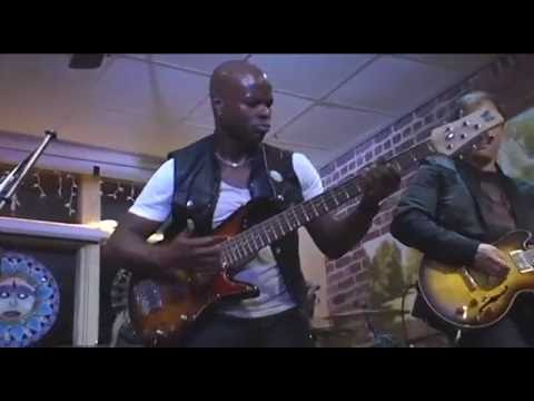 Richie Goods and nuclear fusion Live at the Bean Runner 2015
