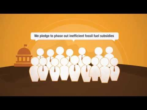 Fossil fuel subsidies: G20 spends billions to push us closer to climate disaster