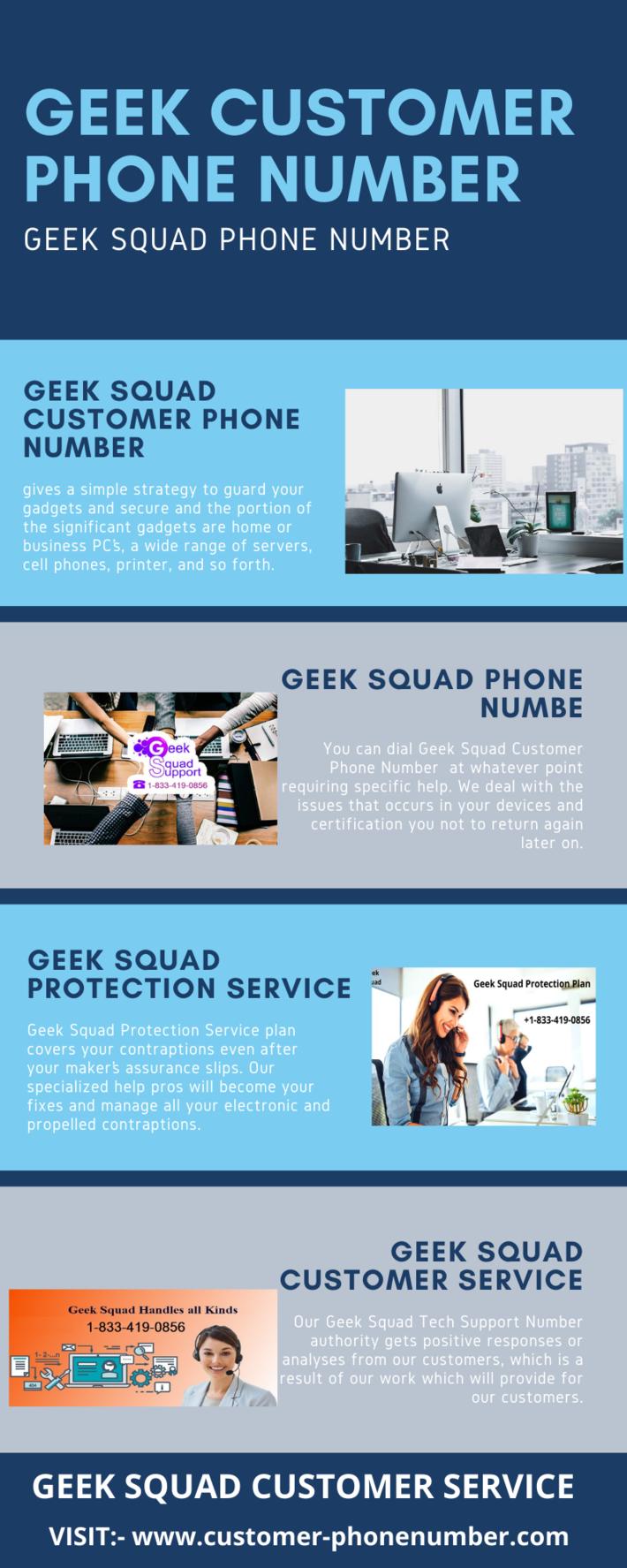 Geek Squad Customer Service USA