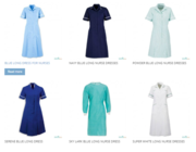 nurse uniform online in Australia