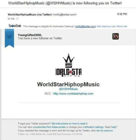 Worldstar Hip Hop...Young Gifted Entertainment