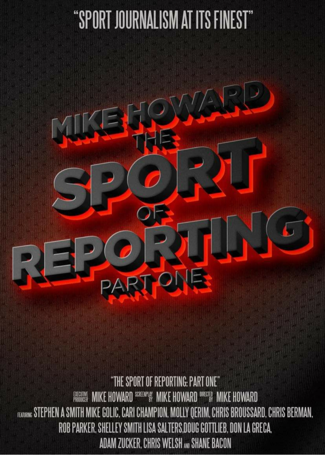 The Sport of Reporting