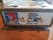 Cigar box Music Box. Side 3