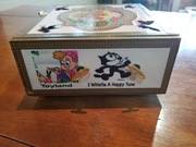 Cigar box Music Box. Side 2