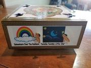 Cigar box Music Box. Side 4