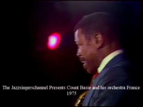 Count Basie and his orchestra 1975